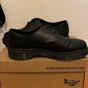 Dr Martens 1461 mono- Black